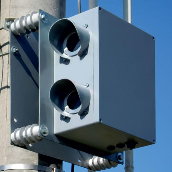 Тепловизионные системы безопасности