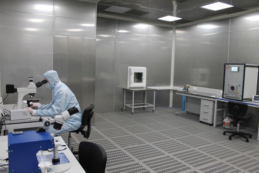 Чистое производственное помещение