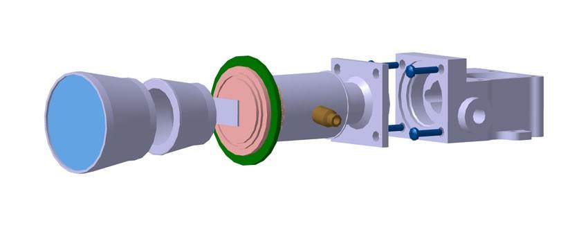 Фотоприемные устройства на «кадмий-ртуть-теллуре» | ОКБ «АСТРОН»