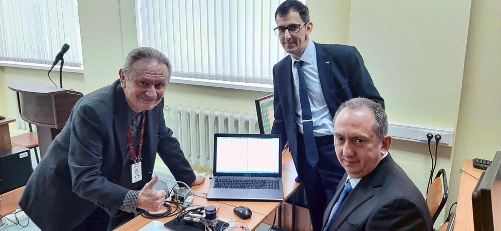 Специалисты ОКБ «АСТРОН» на конференции «Фотосенсорика, новые материалы, технологии, приборы, производство»