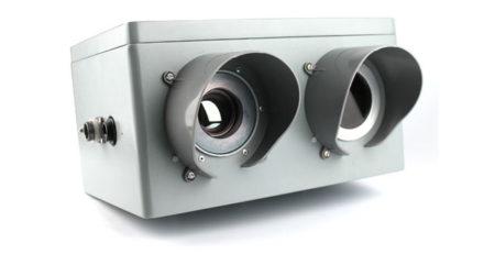 Теплотелевизионный регистратор температуры тела