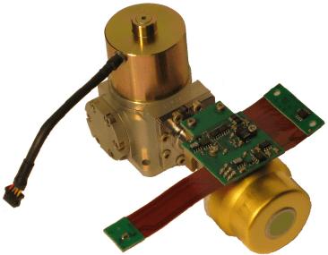 Irnova640 integral cooler DDCA