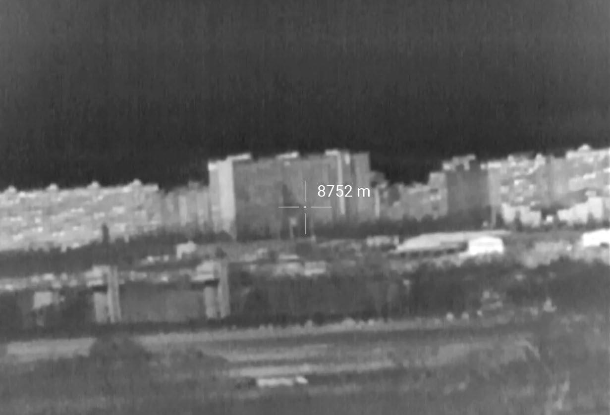 Оптико-электронный комплекс охраны протяженных границ «АСТРОН-4B»