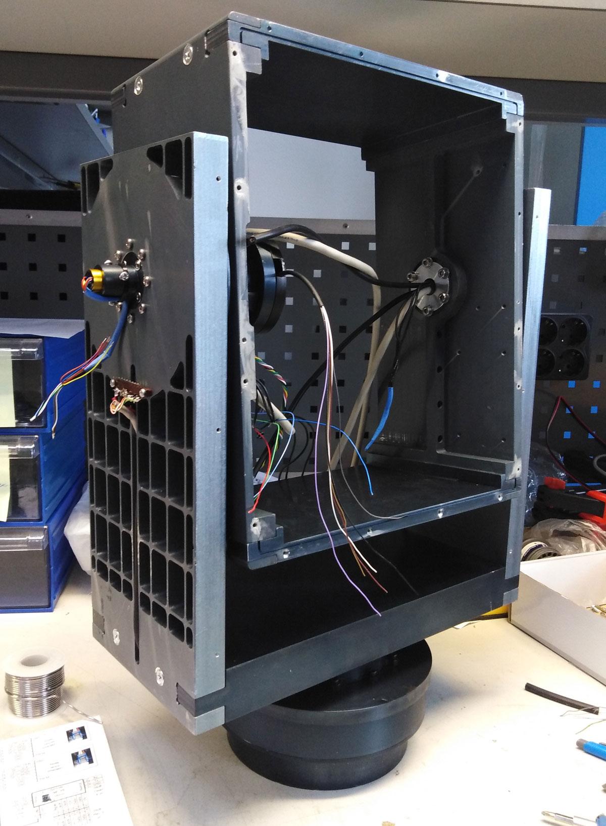 Производство гиростабилизированных платформ